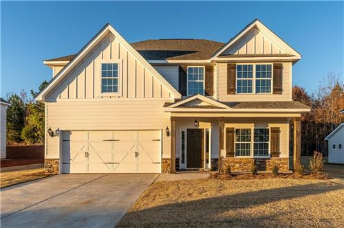 Photo of lot 95 CREEKSTONE DRIVE #95, OPELIKA, AL 36801 (MLS # 140791)