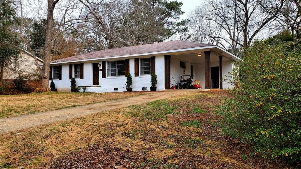 Photo for 1303 CLEARMONT Street, OPELIKA, AL 36801 (MLS # 148914)