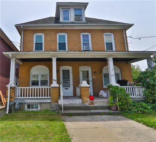 Photo of 488 West Berwick Street, Easton, PA 18042 (MLS # 674014)