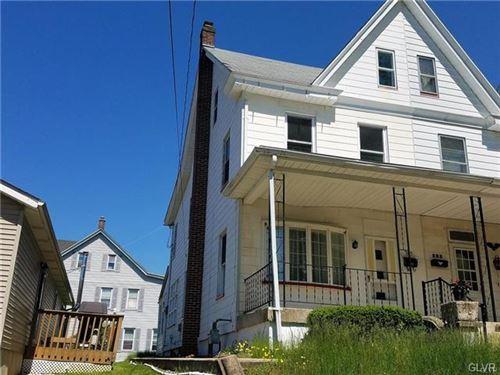 Photo of 705 Center Street, Jim Thorpe Borough, PA 18229 (MLS # 620174)