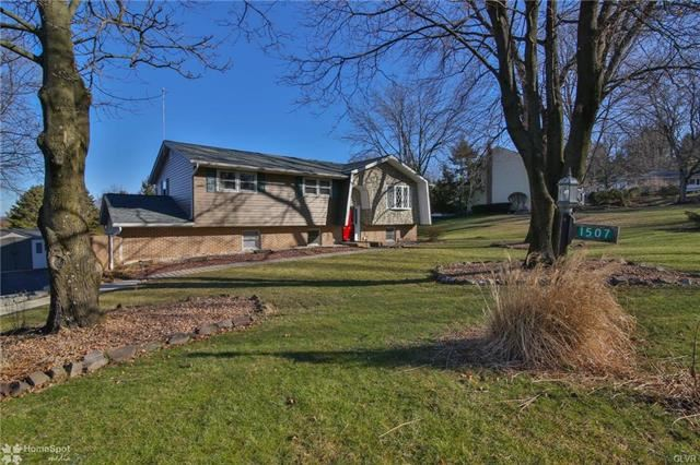 1507 Westview Drive, Lower Milford Township, PA 18036 - MLS#: 633374