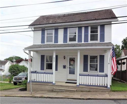Photo of 822 Pennsylvania Avenue, Bangor Borough, PA 18013 (MLS # 613937)