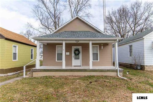 Photo of 724 Decatur Street, Lincoln, IL 62656 (MLS # 20200006)