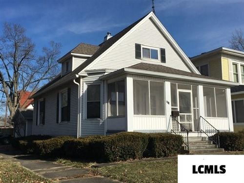 Photo of 300 Pekin Street, Lincoln, IL 62656 (MLS # 20200041)