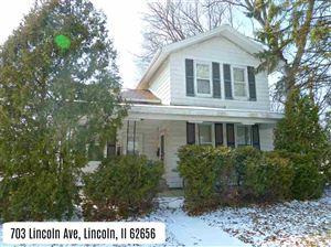 Photo of 703 Lincoln Avenue, Lincoln, IL 62656 (MLS # 20180058)