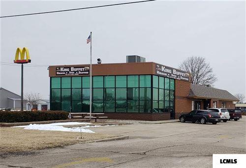 Photo of 1109 Hickox Drive, Lincoln, IL 62656 (MLS # 20200113)