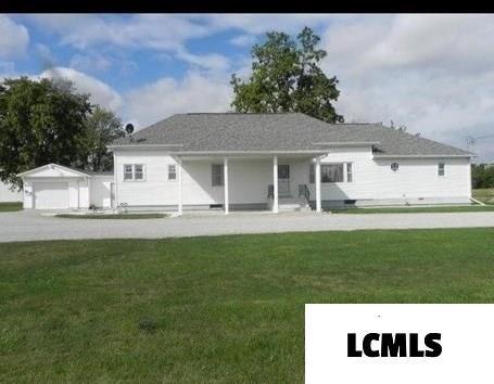 Photo of 600 E McDonald Street, Mt Pulaski, IL 62548 (MLS # 20200114)