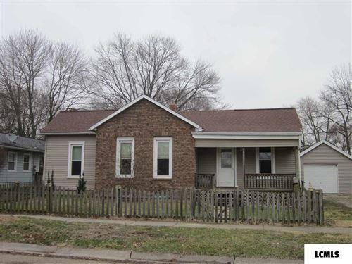Photo of 119 N Keefer Street, Mason City, IL 62664 (MLS # 20200120)