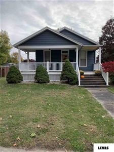 Photo of 410 N Logan Street, Lincoln, IL 62656 (MLS # 20190148)