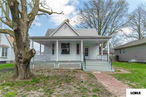 Photo of 422 Wyatt Avenue, Lincoln, IL 62656 (MLS # 20200159)