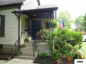 Photo of 107 Hennepin Street, Lincoln, IL 62656 (MLS # 20180334)