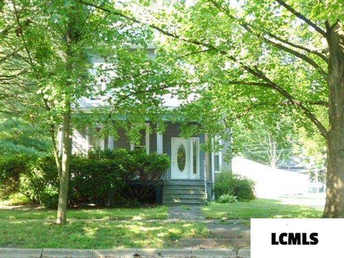 Photo of 327 Lincoln Avenue, Lincoln, IL 62656 (MLS # 20200340)