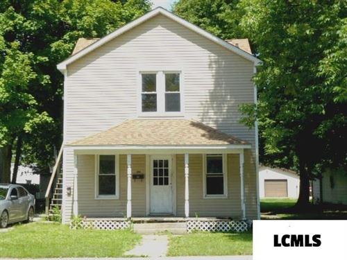 Photo of 1114 Pulaski Street, Lincoln, IL 62656 (MLS # 20200400)