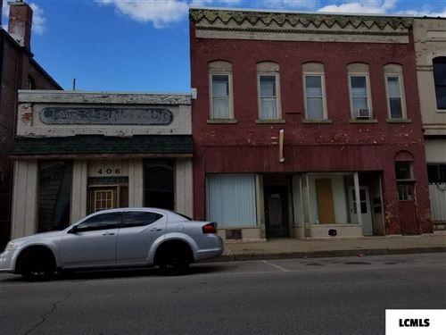 Photo of 406 Pulaski Street, Lincoln, IL 62656 (MLS # 20200402)