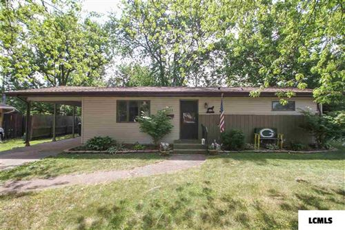 Photo of 145 Mayfair Drive, Lincoln, IL 62656 (MLS # 20200441)