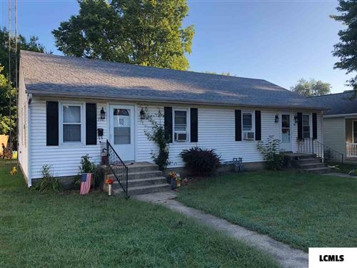 Photo of 708 4th Street, Lincoln, IL 62656 (MLS # 20200465)