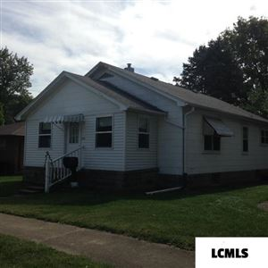 Photo of 611 5th Street, Lincoln, IL 62656 (MLS # 20190497)