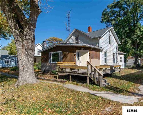 Photo of 101 N Mason Street, New Holland, IL 62671 (MLS # 20200548)