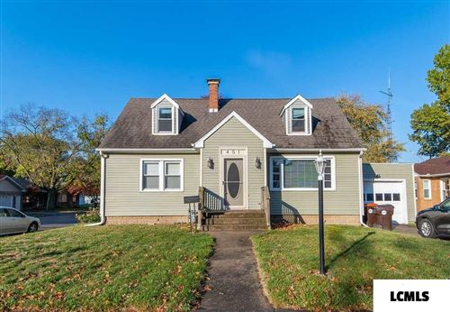 Photo of 401 N Elm Street, Lincoln, IL 62656 (MLS # 20200563)