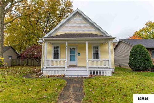 Photo of 1521 Delavan Street, Lincoln, IL 62656 (MLS # 20200565)