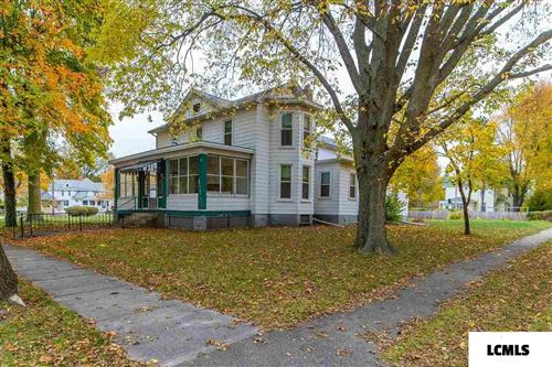Photo of 126 Delavan Street, Lincoln, IL 62656 (MLS # 20200568)