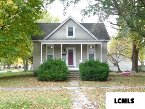Photo of 420 E Jasper Street, Mt Pulaski, IL 62548 (MLS # 20200572)