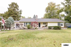 Photo of 120 Southgate Drive, Lincoln, IL 62656 (MLS # 20180581)