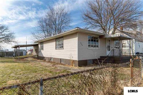 Photo of 909 N Madison Street, Lincoln, IL 62656 (MLS # 20190599)