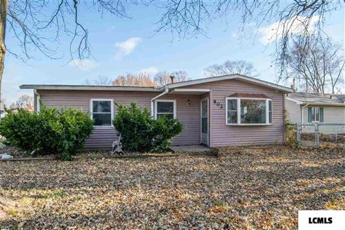Photo of 802 Bryan Avenue, Lincoln, IL 62656 (MLS # 20190613)