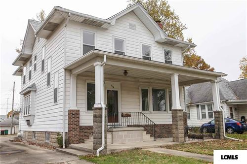 Photo of 714 Wyatt Avenue, Lincoln, IL 62656 (MLS # 20200613)