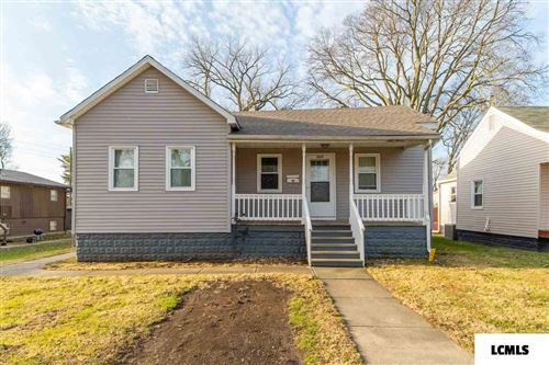 Photo of 1009 Decatur Street, Lincoln, IL 62656 (MLS # 20200646)
