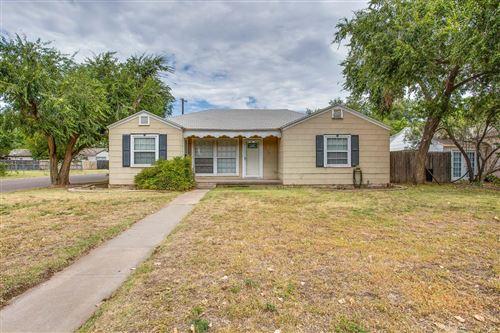 Photo of 2518 28th Street, Lubbock, TX 79410 (MLS # 202009040)