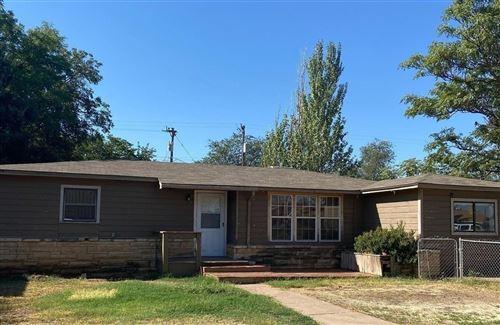 Photo of 3109 36th Street, Lubbock, TX 79413 (MLS # 202009065)
