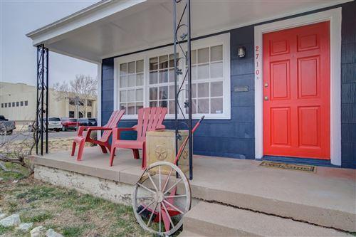 Photo of 2710 32nd Street, Lubbock, TX 79410 (MLS # 202003158)