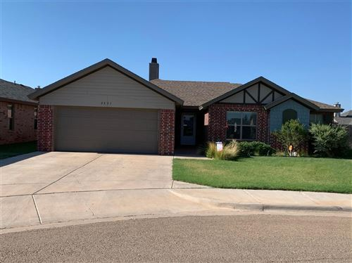 Photo of 2321 102nd Street, Lubbock, TX 79423 (MLS # 202007280)