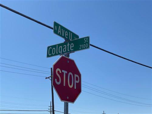 Photo of 2101 Colgate Street, Lubbock, TX 79415 (MLS # 202006333)