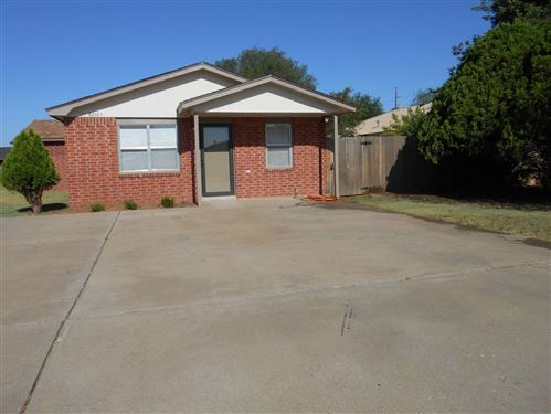 Photo of 8212 Vernon Avenue, Lubbock, TX 79423 (MLS # 202007403)