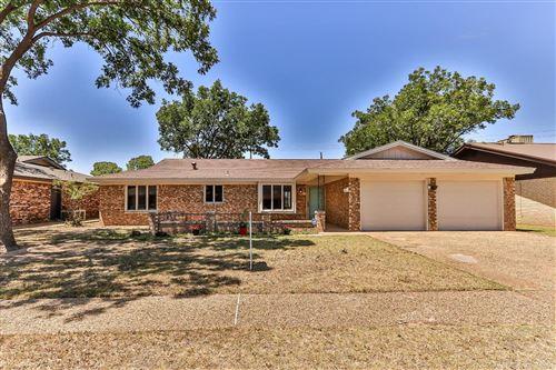 Photo of 7704 Lynnhaven Avenue, Lubbock, TX 79423 (MLS # 202006467)