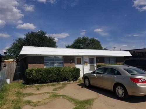 Photo of 6507 Ave T, Lubbock, TX 79412 (MLS # 202009475)