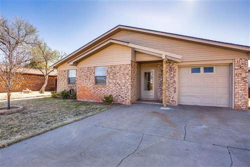 Photo of 6311 27th Street, Lubbock, TX 79407 (MLS # 202006509)