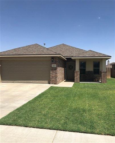Photo of 3619 Ridgely, Lubbock, TX 79407 (MLS # 202006510)