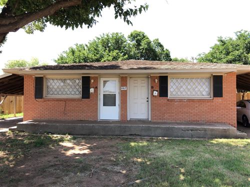 Photo of 4417 31st Street, Lubbock, TX 79410 (MLS # 202006536)