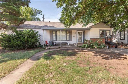 Photo of 3411 28th Street, Lubbock, TX 79410 (MLS # 202006541)