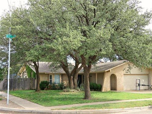 Photo of 3406 83rd Drive, Lubbock, TX 79423 (MLS # 202006563)