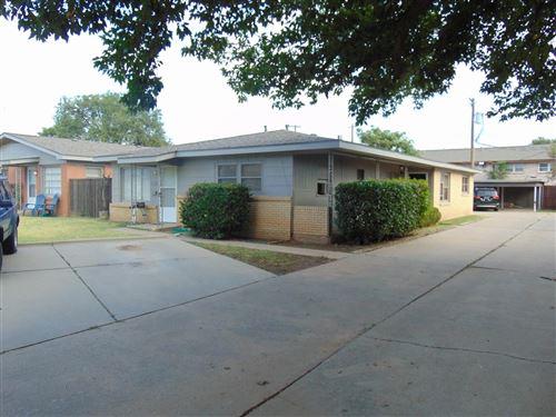 Photo of 2410 46th Street, Lubbock, TX 79412 (MLS # 202009715)