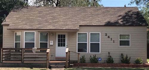 Photo of 2411 24th Street, Lubbock, TX 79411 (MLS # 202009751)