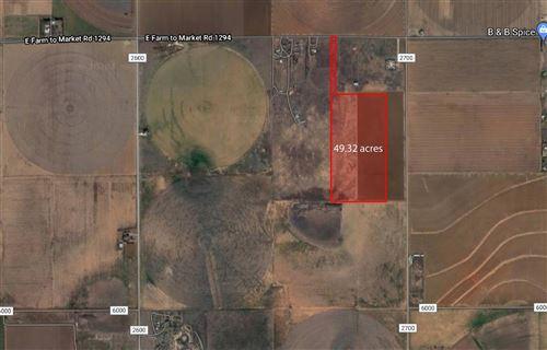 Photo of 3802 E Farm Road 1294, Lubbock, TX 79403 (MLS # 202008764)