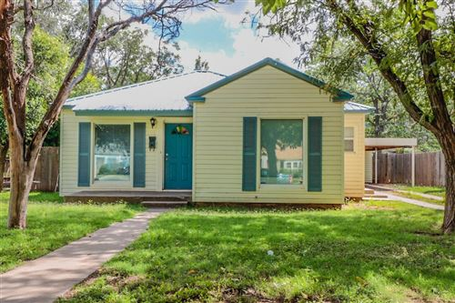 Photo of 2305 30th Street, Lubbock, TX 79411 (MLS # 202009929)