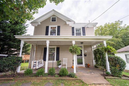 Photo of 107 Blue Ridge Street, Lynchburg, VA 24501 (MLS # 334035)