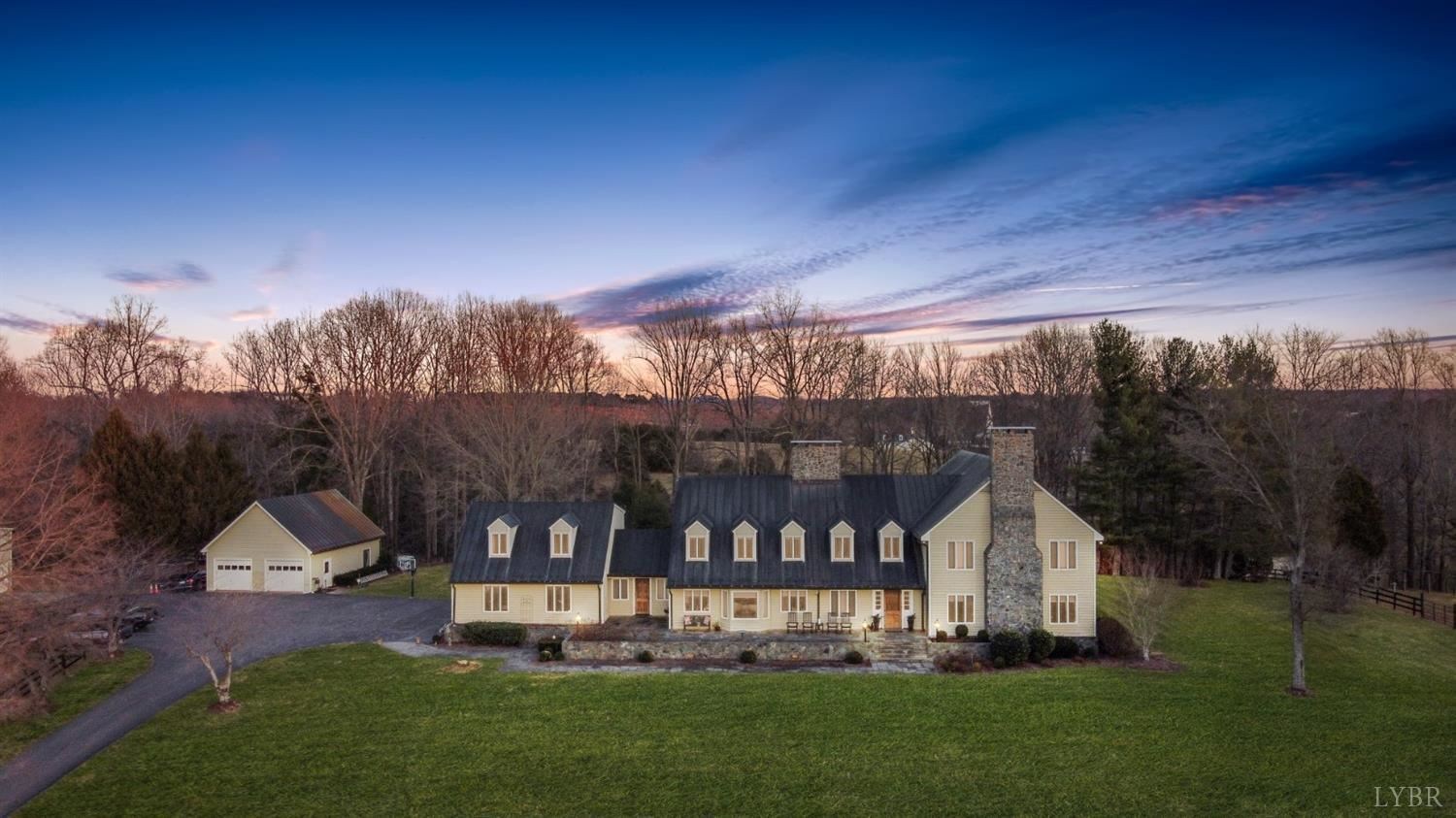 13662 Forest Road, Forest, VA 24551 - #: 329396